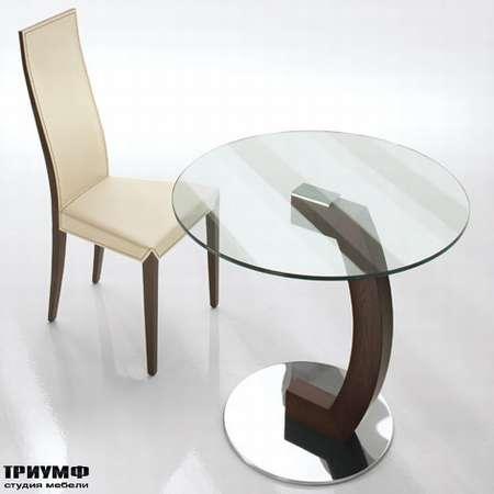 Итальянская мебель Cattelan Italia - Стол Kirk