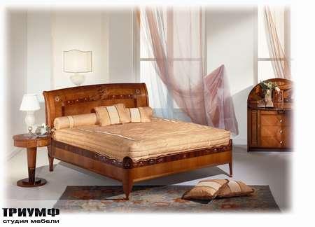 Итальянская мебель Carpanelli Spa - Кровать Cornucopia L334