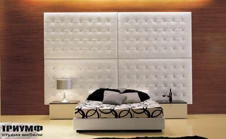 Итальянская мебель Valdichienti - Кровать quadratus 4