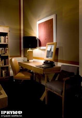 Итальянская мебель Chelini - Рабочее место для кабинета