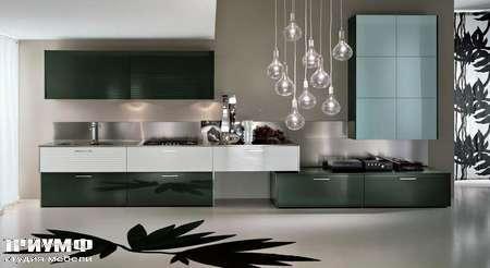 Итальянские кухни Pedini - Кухня Outline модульная подвесная