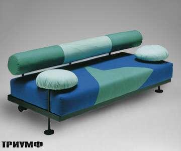 Итальянская мебель Rossi di albizzate - диван-кровать divletto