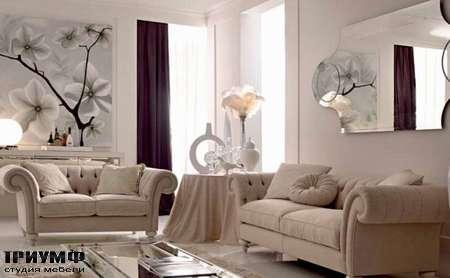 Итальянская мебель Dolfi - диван Dulan