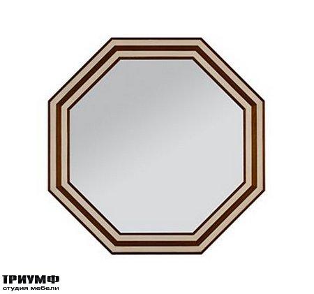 Американская мебель Henredon - Bryant Octagon Mirror