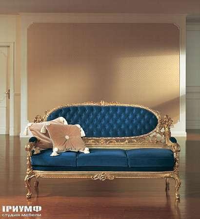Итальянская мебель Silik - Диван Dedalo