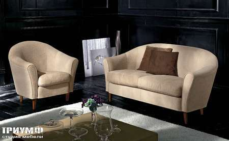 Итальянская мебель Valdichienti - Диван Botticelli_1_1