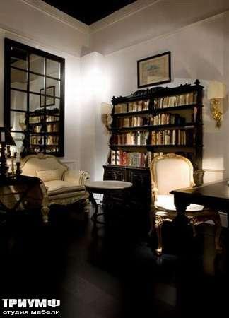 Итальянская мебель Chelini - Кресло из коллекции 2009 арт.1264