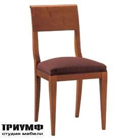 Итальянская мебель Morelato - Стул с деревянной спинкой