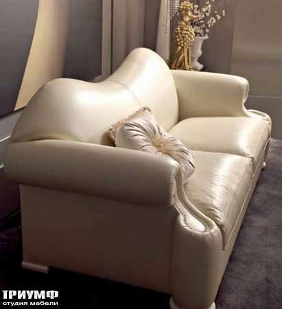Итальянская мебель Dolfi - диван Fred