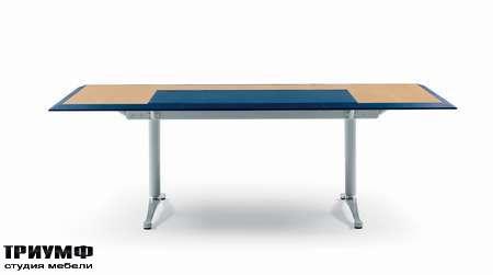 Итальянская мебель Poltrona Frau - стол Artu
