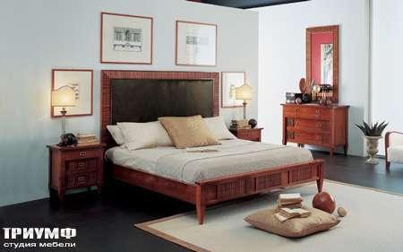 Итальянская мебель Annibale Colombo - Etnica кровать