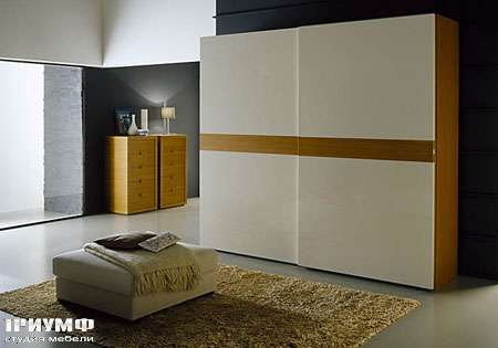 Итальянская мебель Vittoria - шкаф Fascia scorrevole