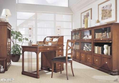 Итальянская мебель Bizzotto - Стол письменный с надстройкой