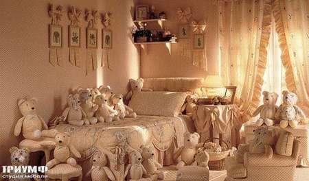 Итальянская мебель Halley - Verona детская комната с мишками