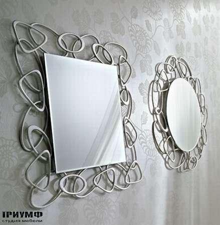 Итальянская мебель Ciacci - Зеркало Stones