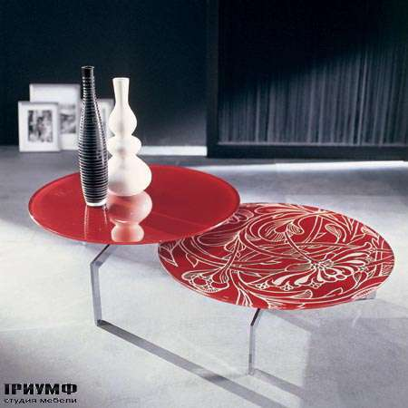 Итальянская мебель Porada - Журнальный столик Prado