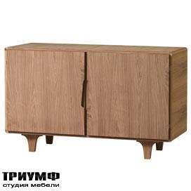 Итальянская мебель Morelato - Тумба 2-х дверная Malibu