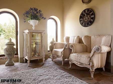 Итальянская мебель Volpi - витрина Boemia