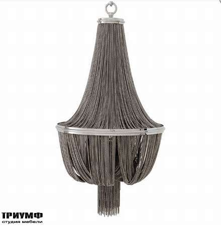 Голландская мебель Eichholtz - chandelier martinez large