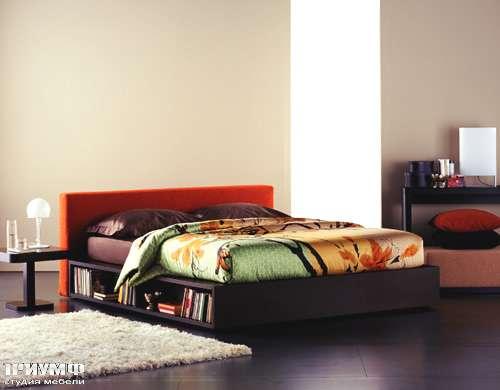 Итальянская мебель Flou - кровать salina weng