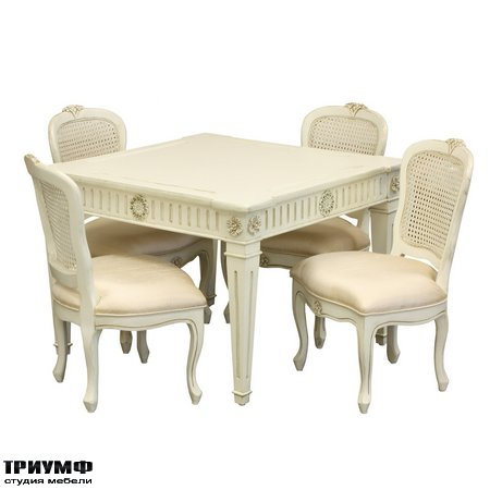 Американские светильники  AFK Furniture - Juliette Play Table and Chairs