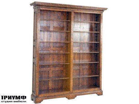 Американская мебель Chaddock - Woburn Double Open Bookcase
