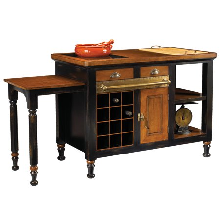 Американская мебель French Heritage - Gourmet Kitchen Island