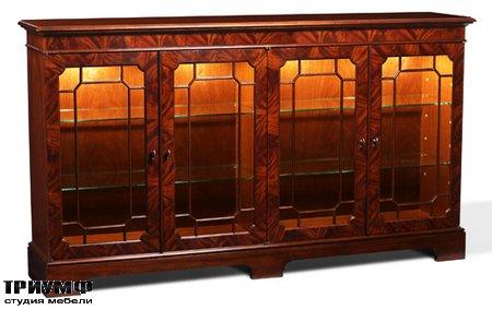 Американская мебель Scarborough House - SH12 012214 Display Cabinet