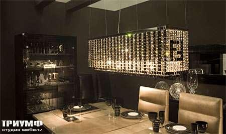 Итальянская мебель Fendi Casa - Светильник потолочный