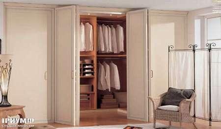 Итальянская мебель Ferretti e Ferretti - Шкаф классический с дверцами книжкой, Morfeo
