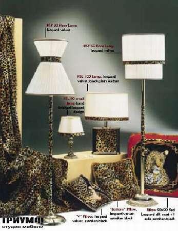 Итальянская мебель Formitalia - Светильники Leopard