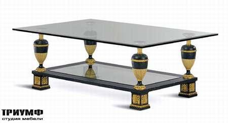 Итальянская мебель Chelini - стол арт FTBY 595