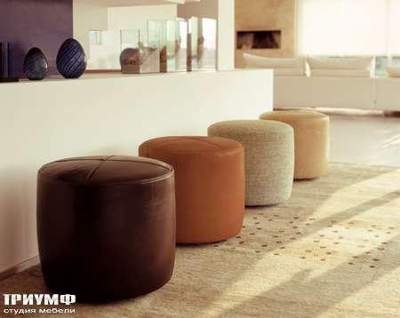 Итальянская мебель Longhi - Пуф Wally