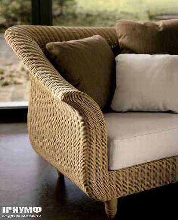 Итальянская мебель Varaschin - Диван Dea