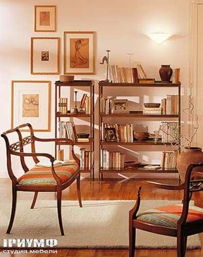 Итальянская мебель Medea - Диванчик компактный, с резьбой по дереву