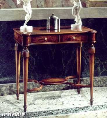 Итальянская мебель Colombo Mobili - Столик консоль арт. 313 кол. Monteverde