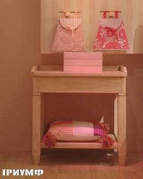 Итальянская мебель De Baggis - Прикроватный столик С0567