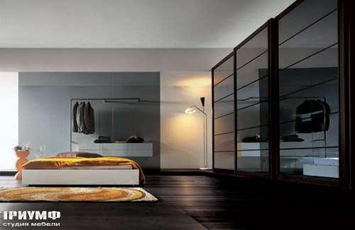 Итальянская мебель Pianca - Шкаф Kyoto с раздвижными дверьми
