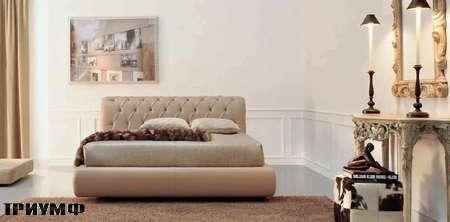 Итальянская мебель Valmori - кровать Dublino