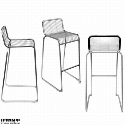 Итальянская мебель Lapalma - Барный стул ARIASGABELLO