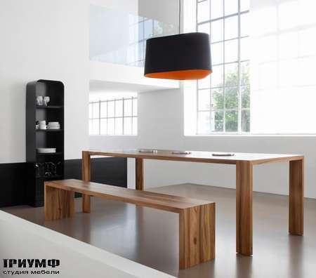 Итальянская мебель Ligne Roset - стол Eaton