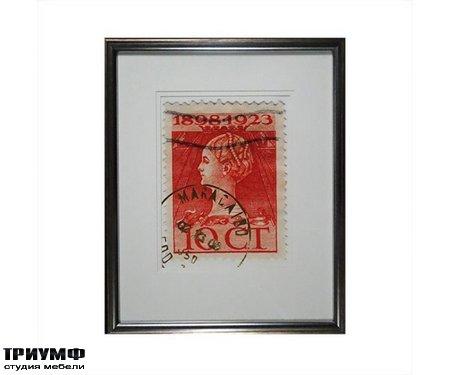Американская мебель Coup & Co - Postage Stamp