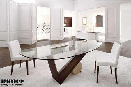 Итальянская мебель Cattelan Italia - Стол Valentino