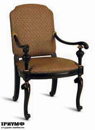 Итальянская мебель Chelini - Кресло классический ампир