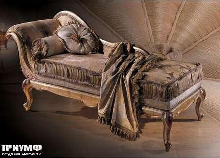 Итальянская мебель Ezio Bellotti - Кушетка