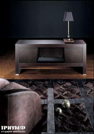 Итальянская мебель Smania - Комод Eclectic Uno, венге