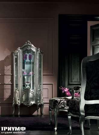 Итальянская мебель Interstyle - Incanto витрина