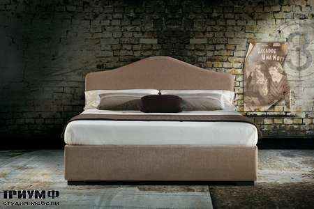 Итальянская мебель Milano Bedding - кровать Samoa