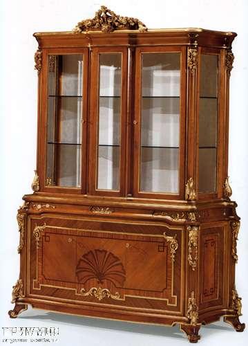 Итальянская мебель Citterio Fratelli - Витрина Master с короной