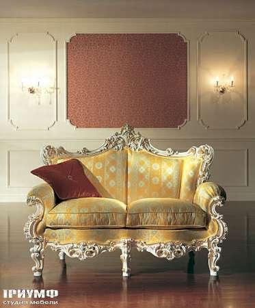 Итальянская мебель Silik - Диван Eolo